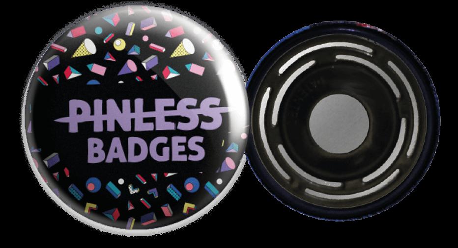 Speldloze button